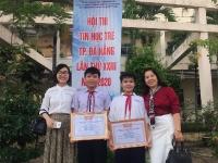 Cuộc thi Tin học trẻ 2019-2020
